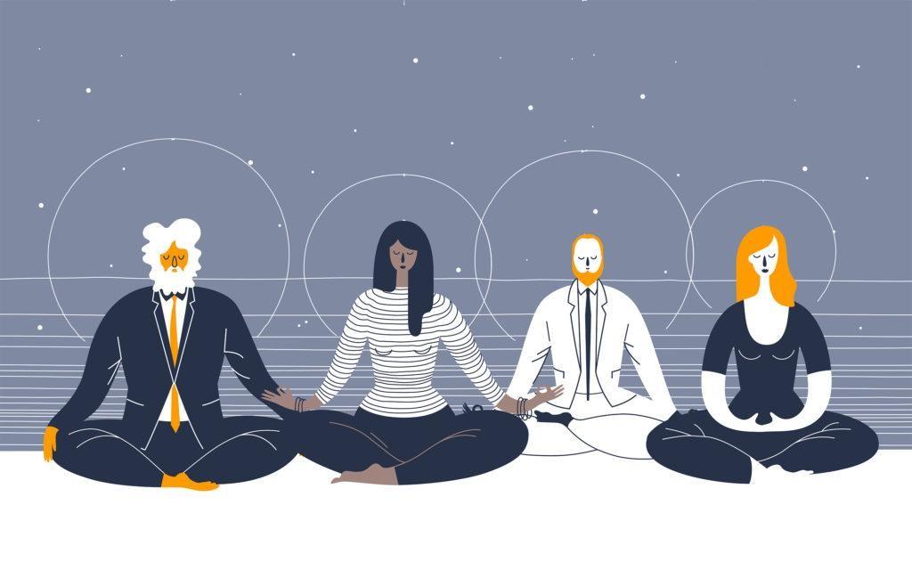 La pleine conscience au travail : facteur d'épanouissement et de réussite