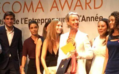 Entrepreneur de l'année par Eco austral (Tecoma Award)
